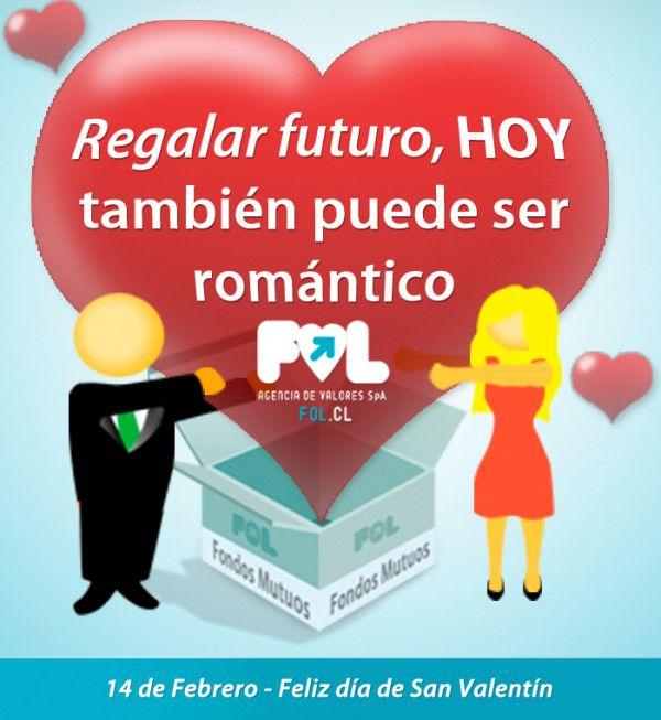 Feliz día de los enamorados les desea https://www.fol.cl/ #inversión en #fondosmutuos