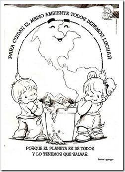 Fichas Día Mundial Del Medio Ambiente Reciclado Medio Ambiente