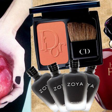 Halloween: make-up a tema semplice