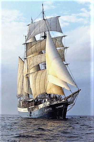 "Barquentine ""Atlantis"""