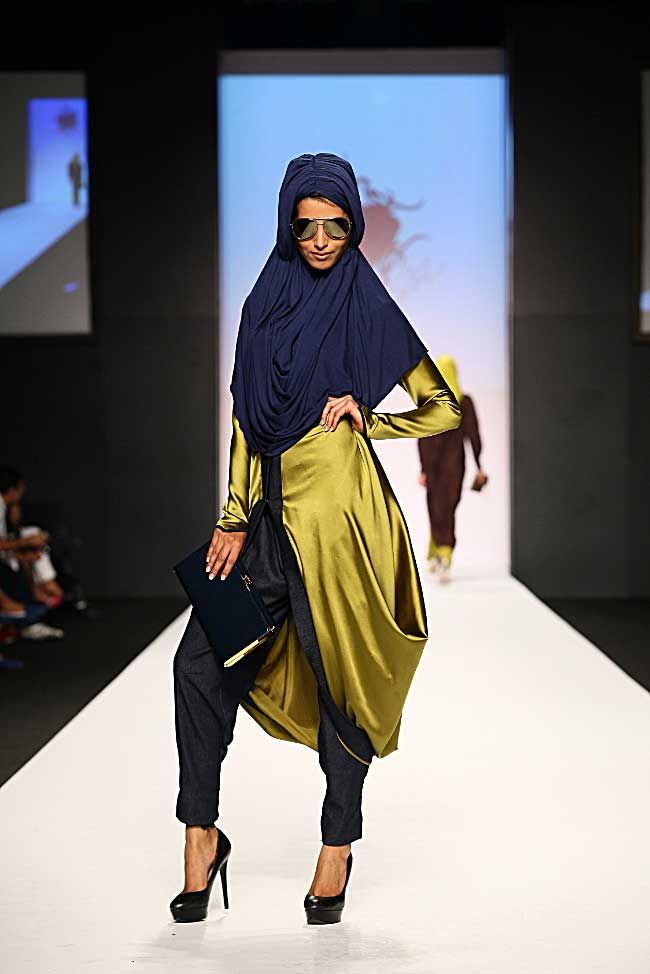 Dubai Fashion Week - Haha this is probably too much but it is pretty