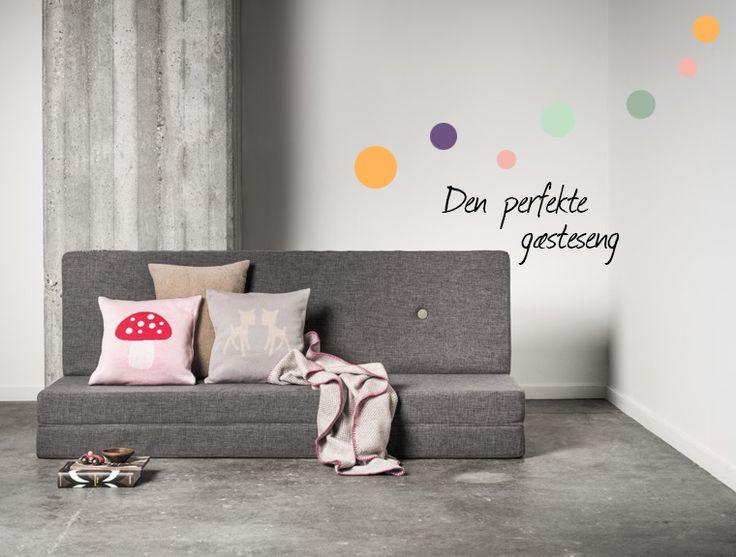 the perfect guest bed klip klap 3-fold sofa