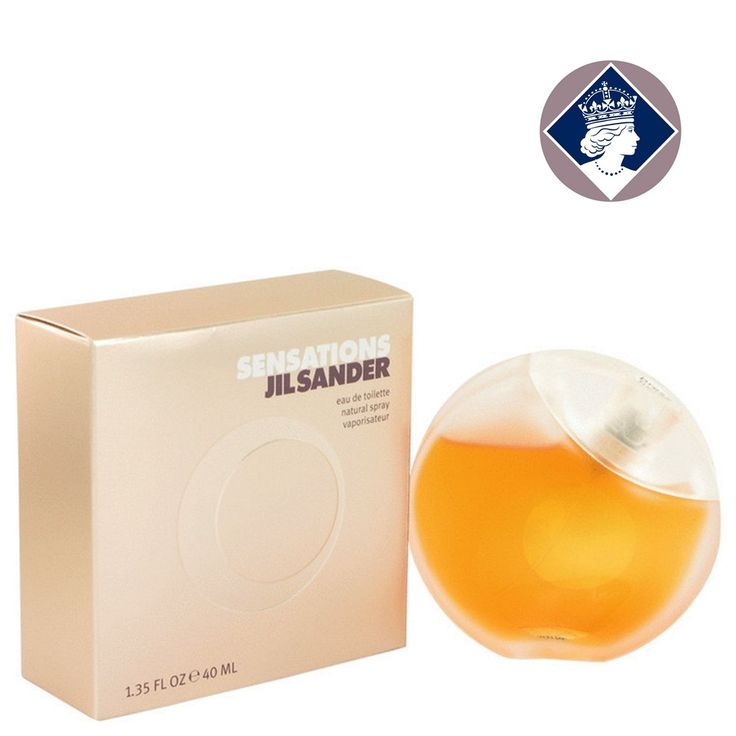 Jil Sander Sensations 40ml/1.35oz Eau De Toilette Women Perfume Spray Fragrance