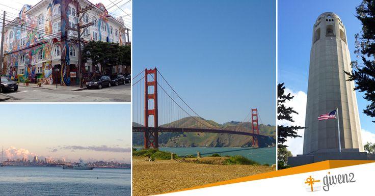 Viaggio di nozze in America: San Francisco