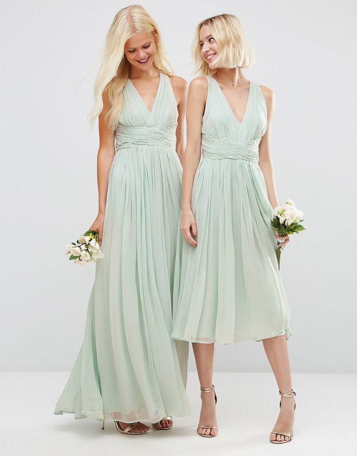 65 besten Brautjungfernkleider Bilder auf Pinterest | Blumenmädchen ...