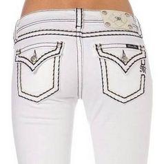 MISS ME WITTE SKINNY JEANS ZWART STIKSEL JS5014CK93 Miss Me Jeans en Broeken | Fashionboutique Femelle