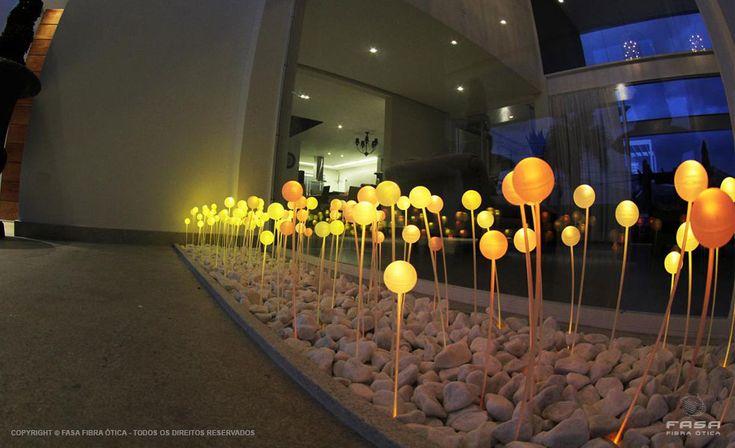 kit iluminacao jardim:1000+ ideas about Fibra Ótica on Pinterest