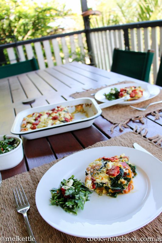 Where I talk about my long-past holiday to Greece and share a recipe for roast pumpkin and feta frittata