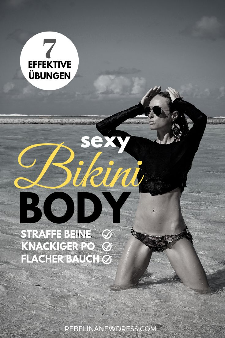 Die 7 besten Fitness Übungen – Rebel In A New Dress