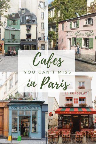Cafés, die Sie in Paris nicht verpassen dürfen   – # Dicas de blogueiros – #bl…