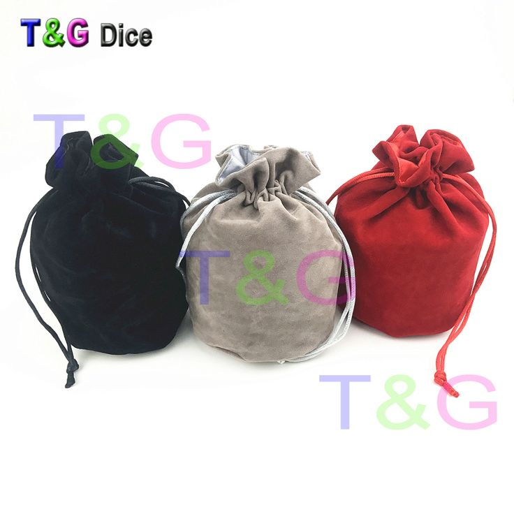 Velvet Dice Bag // Price: $10.95 & FREE Shipping Worldwide //  We accept PayPal and Credit Cards.    #gameronboard #boardgame #cardgame #game #puzzle #maze #toys #chess #dice #kendama #playingcards #tilegames