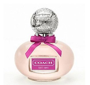 My Coach Poppy perfume...needs to get me another bottle...