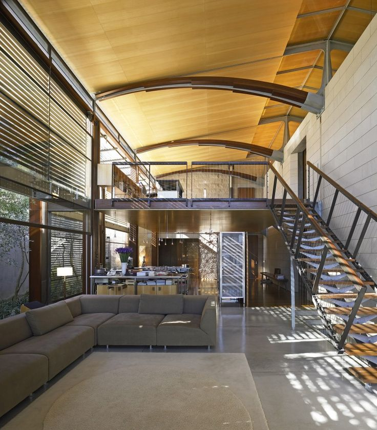 Peter Stutchbury Awarded Australian Institute of Architects' Gold Medal