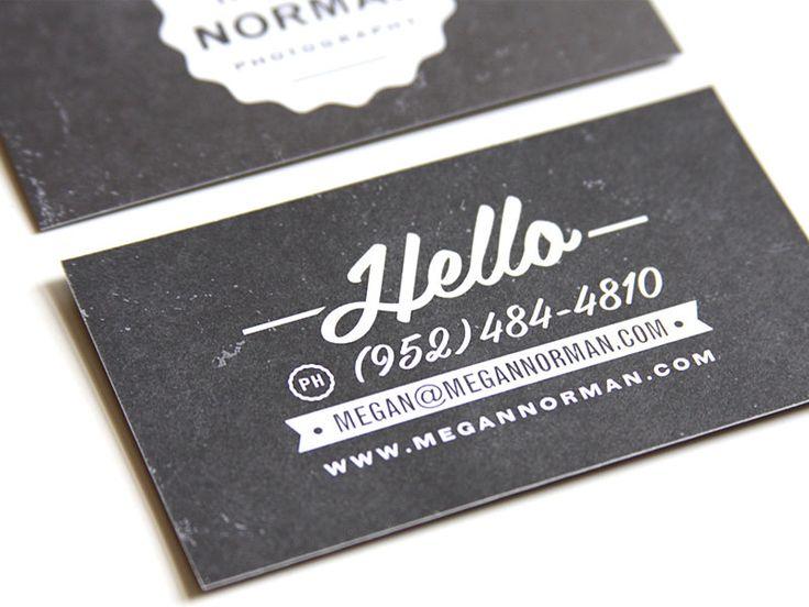 custom logo & business card design | Good South