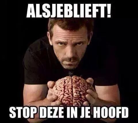 dr house use it