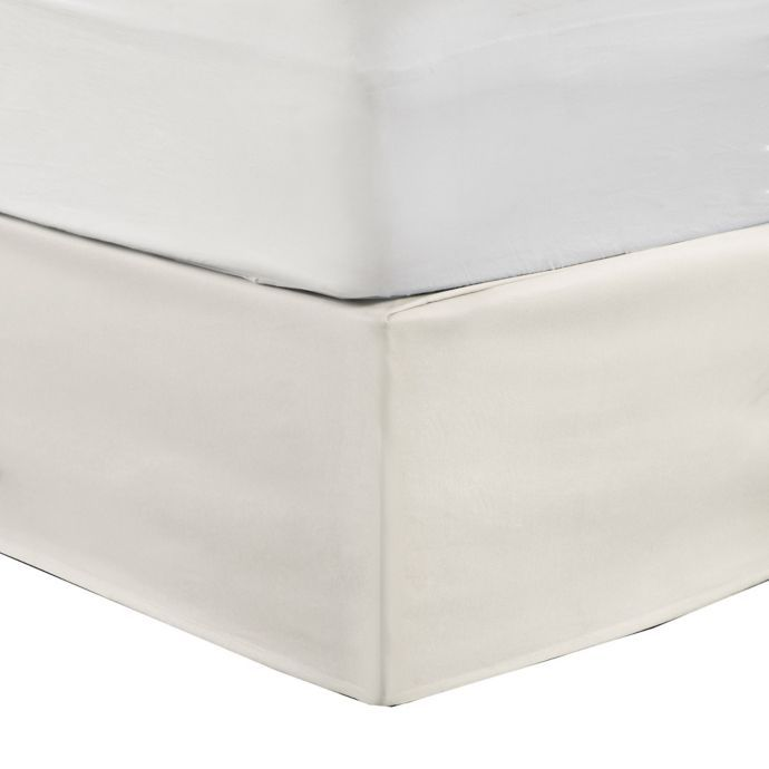 Madison Park Simple Fit Wrap Around Adjustable Bed Skirt