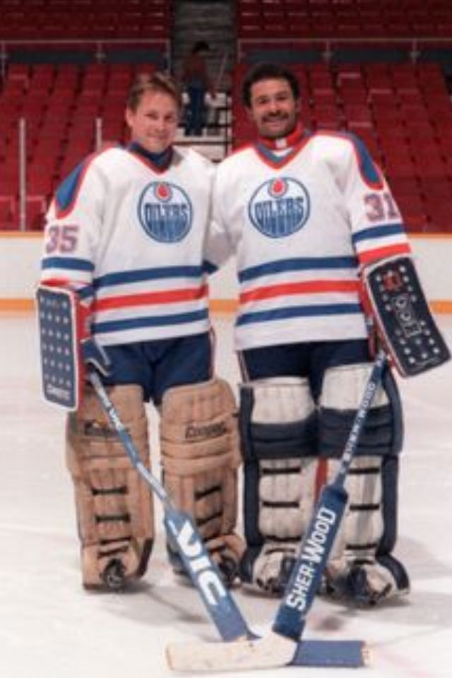 Andy Moog | Grant Fuhr
