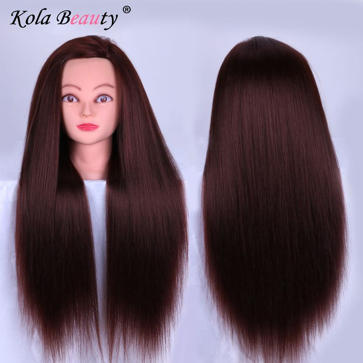Dummy Hairstyles Mannequin Training Head Hair Styling Long Hair Mannequins Cosmetology Mannequin Heads Hair Models