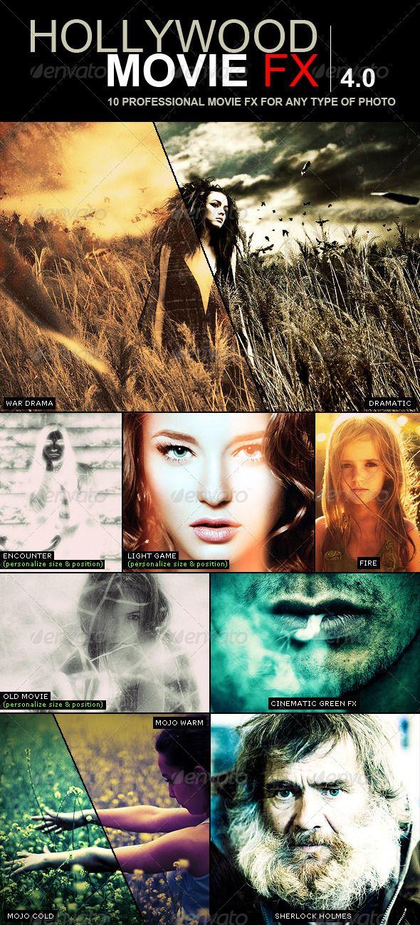 Hollywood Movie FX 4.0 | 10 Amazing Efects