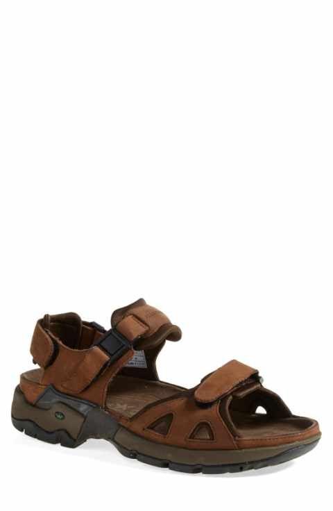6a7fc3d5be1 Allrounder by Mephisto 'Alligator' Sandal (Men) | Excellent Shoes ...