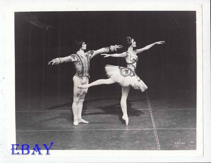 Rudolph Nureyev Karen Kain VINTAGE Photo Sleeping Beauty ballet | eBay
