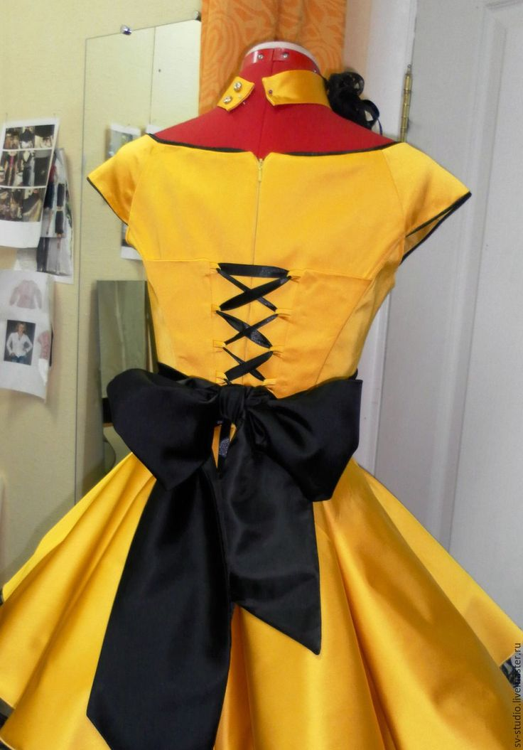 """Купить Платье """" Я -королева"""" - желтый, плптье, Коктейльное платье, вечернее платье"""