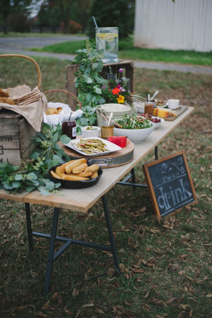 1000+ ideas about Buffet Table Settings on Pinterest | Table Settings, Buffet Style Wedding and ...