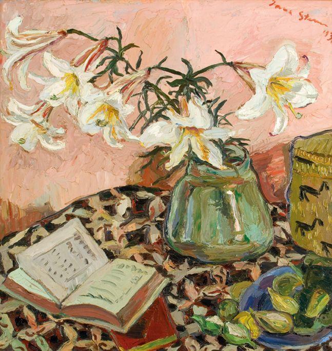 Irma Stern - Lilies