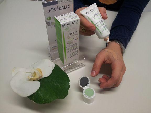 Bioderma base de maquillaje
