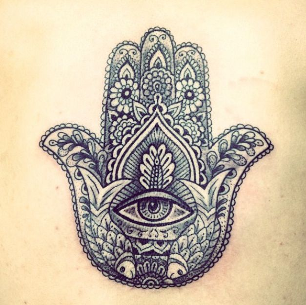 Family Tattoo Ideas Buscar Con Google: Mano De Fatima - Buscar Con Google
