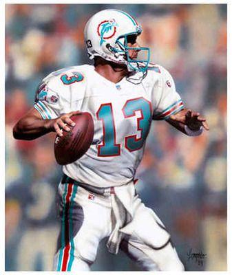 Dan Marino, Miami Dolphins- the legend!