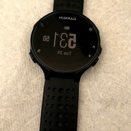 Used Garmin Forerunner 235 Running Watch Black 100371754 My Best