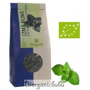 Ceai ecologic de menta vrac (izma buna), 50 g