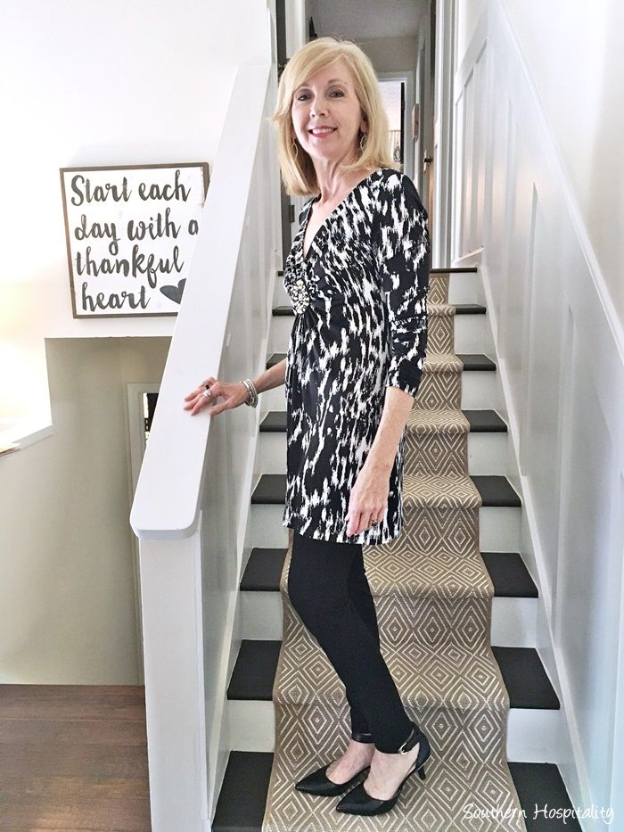 Fashion over 50: Date Night and Casual - Southern Hospitality