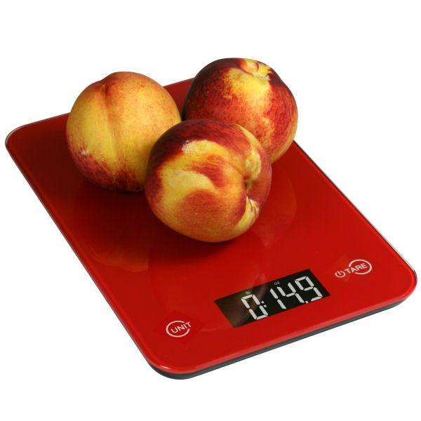 Digital Kitchen Scale 11lb x 0.1oz American Weigh AWS ONYX