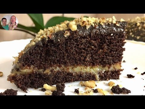 Вкуснейший торт, который можно есть и  во время Поста. Без масла, молока и яиц!