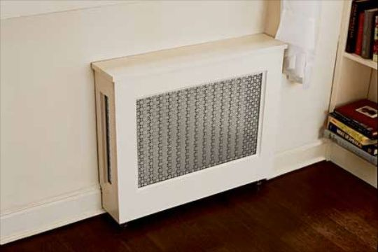 •Build a Radiator Cover: Follow these instructions from This Old House to build your own classic radiator cover.