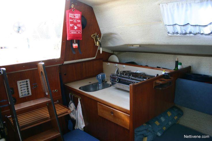 Finn express FE83 purjevene 1982 - Nettivene