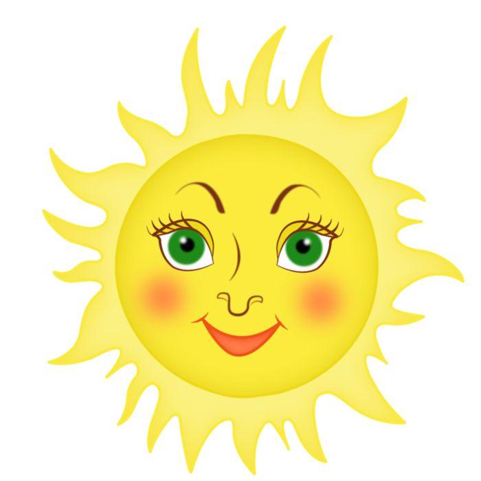 картинки солнышко с глазками всеми удобствами, ебелью