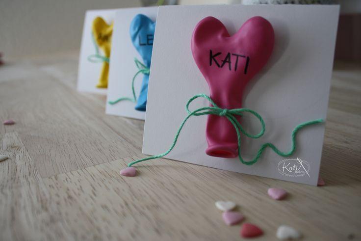 Valentins-Tischkärtchen   http://www.katimakeit.blogspot.de/2015/02/valentins-tischkartchen-diy.html