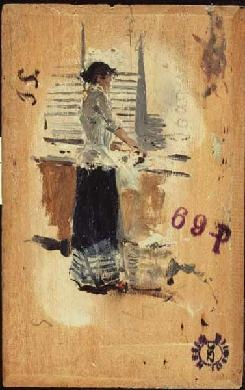 tras la ventana 1889
