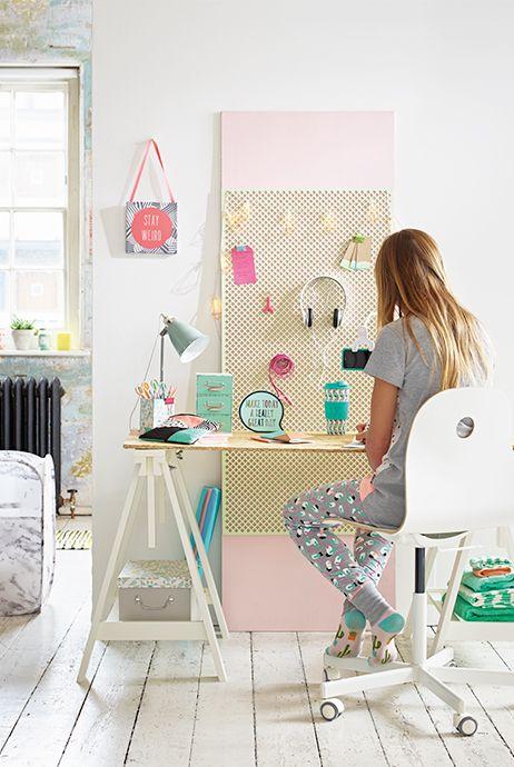 Moda hogar O/I de Primark: dormitorios de estudiantes