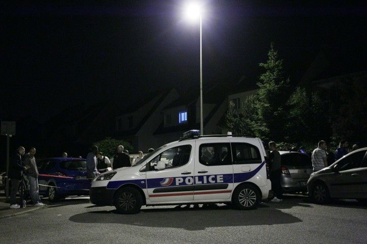 Man Who Killed Police Officer In France Had Been In Prison For Recruiting Terrorists - BuzzFeed News
