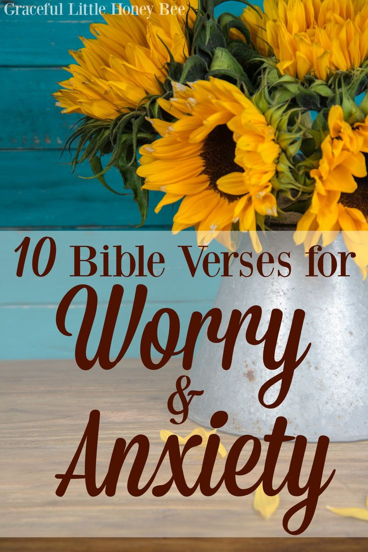 17 best ideas about worry bible verses on pinterest