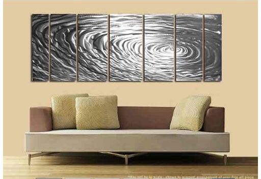 10 best metallic wall art images on Pinterest | Metal walls ...