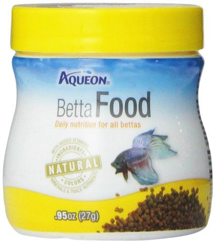 Betta food 95oz aquarium apparaitre et meilleur prix for Food for betta fish