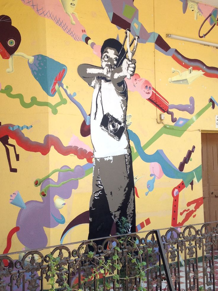37 best Holbox Street Art (Mexico) images on Pinterest | Mexico ...