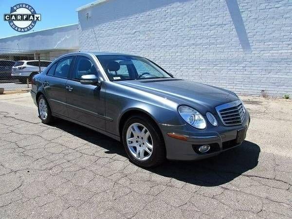 2007 Mercedes Benz Diesel E-Class E320 BlueTEC CDI We Finance! ( Mercedes_ E320_ DIesel We Finance)