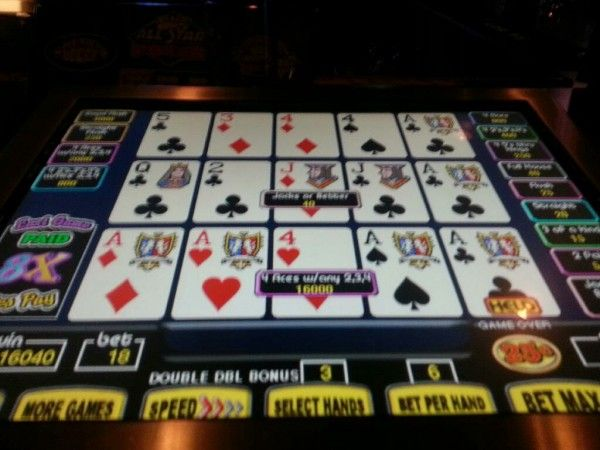 WHO'S TENDING | Local Las Vegas Gaming Bar Information: Super Times Triple Play