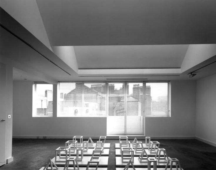 Tony Fretton Architects, Mark Pimlott, Peter Cook · The Lisson Gallery. London, UK